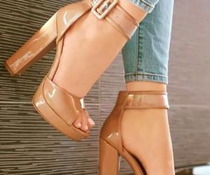 beautiful, girl, and heels image