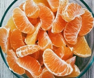 couleurs, food, and orange image