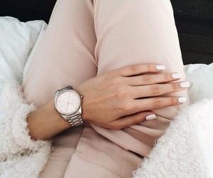 luxury, nail art, and white image