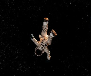 space astronaut flying image