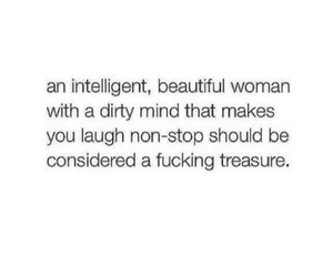 quote, woman, and treasure image