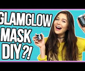 diy, dupe, and glamglow image
