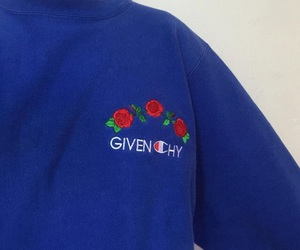 Givenchy, blue, and clothes image
