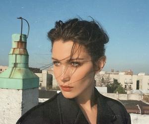 bella hadid, model, and hadid image