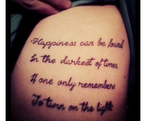 tattoo, harry potter, and inspire image