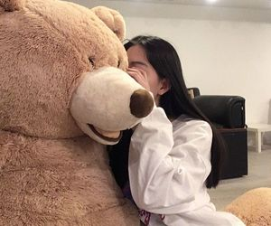 bear, ulzzang, and cute image