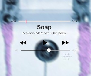 crybaby, soap, and wallpaper image