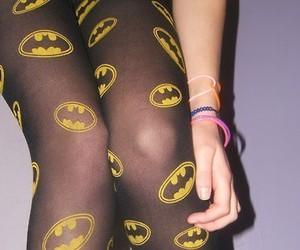 batman, tights, and legs image