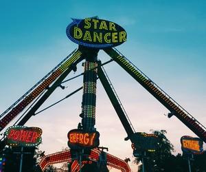 amusement park, fair, and free image