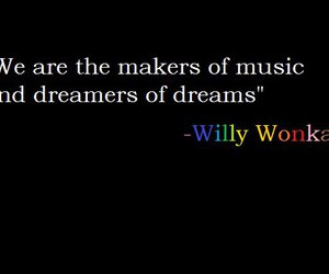 Dream and Willy Wonka image