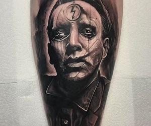 alternative, art, and tattooed image