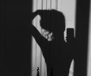 shadow, photography, and aesthetic image