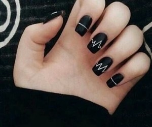 beautiful, it, and nails image