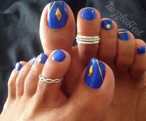 fashion, manicure, and many colors image