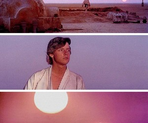 luke skywalker, star wars, and sw image