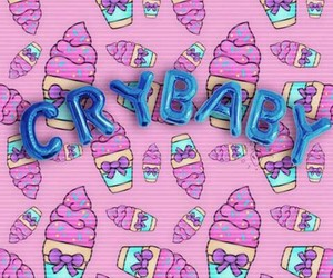 wallpaper, crybaby, and cry baby image