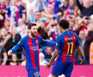 Barca, Barcelona, and brazil image