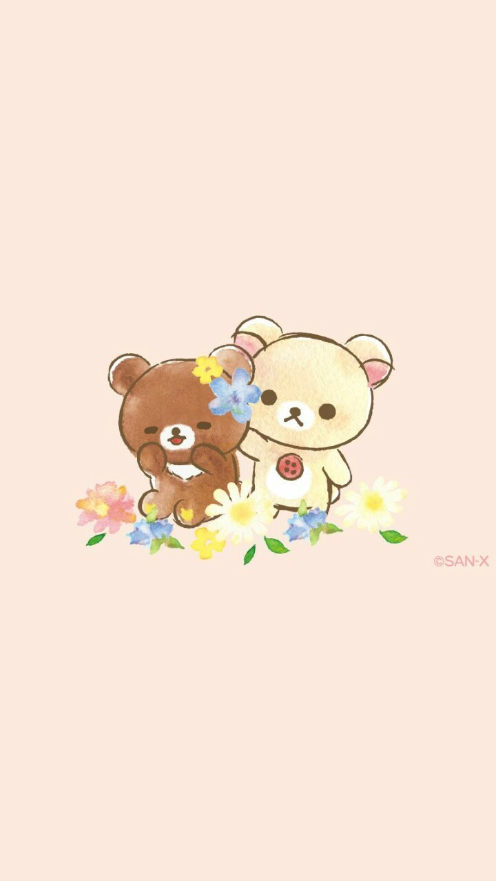 503 Images About Rilakkuma Wallpaper On We Heart It