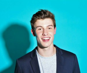 blue, shawn, and music awards image