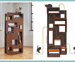 cat, diy, and furniture image