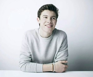 photo, smile, and shawn image