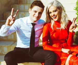 martin garrix, bebe rexha, and in the name of love image