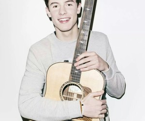shawn, smile, and violão image
