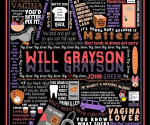 john green, book, and will grayson will grayson image