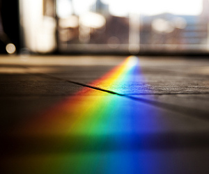 rainbow, light, and photography image