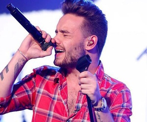 sing, liam payne, and one direction image