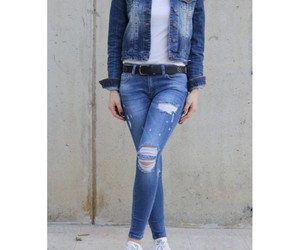 skinny jean, 2017 jean, and jean trends image