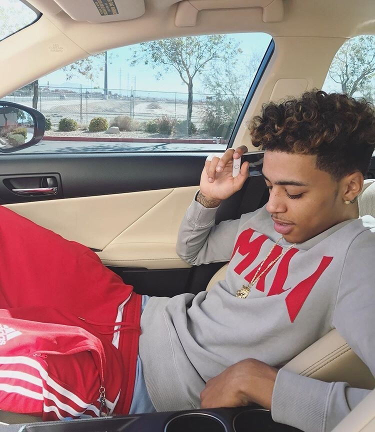 adidas, boys, and chain image