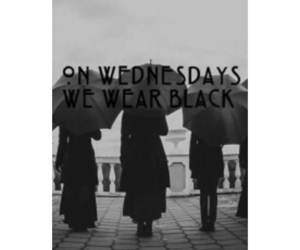 asylum, black and white, and coven image