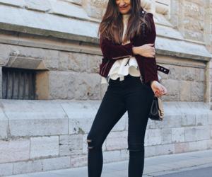 clothes, invierno, and moda image