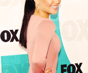 event, pink, and glee cast image