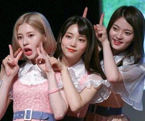 DIA, yebin, and jueun image
