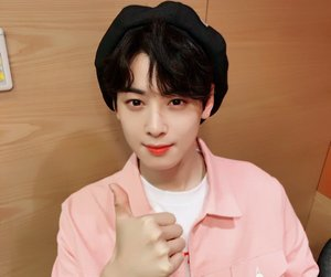 kpop, astro, and lee dongmin image