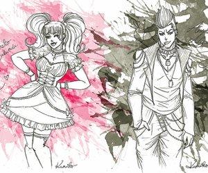 fanart, paradise kiss, and lolita image