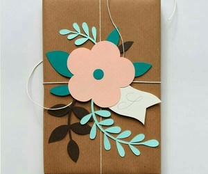 gift, diy, and gift wrapping image