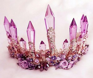 pink and crown image