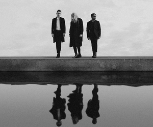 band, pvris, and heaven image