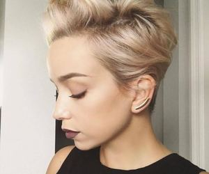 pixie haircuts, pixie haircut 2017, and pixie haircut style image