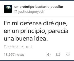 frases, tumblr, and frases en español image