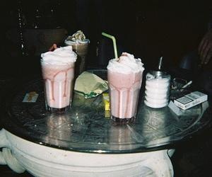 grunge, indie, and milkshake image