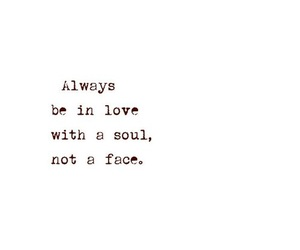 soul, love, and face image