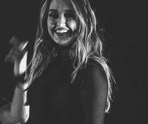 b&w, tour, and perrie edwards image