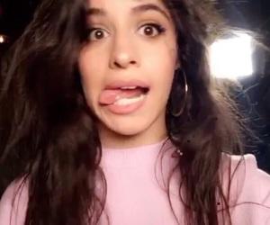 camila cabello, icon, and selfie image