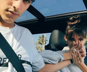 madison beer, jack gilinsky, and couple image