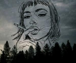 aesthetic, art, and grunge image