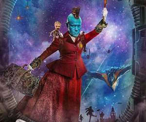 guardians of the galaxy, Mary Poppins, and yondu image